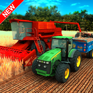 Real Tractor Farming Simulator 2017 Icon