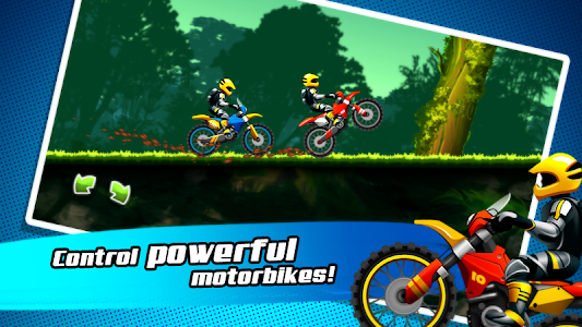 Jungle Motocross Kids Racing APK