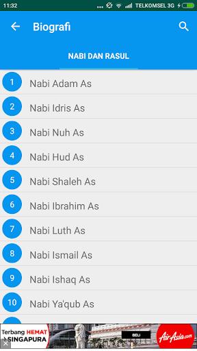 Ensiklopedia Islam screenshot 4