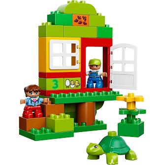 Игровая коробка Делюкс серии LEGO DUPLO