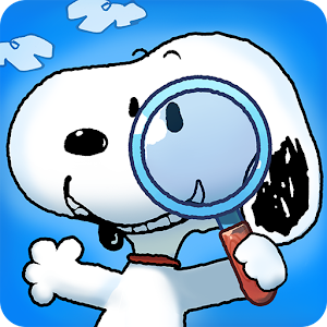 Snoopy Spot the Difference Online PC (Windows / MAC)
