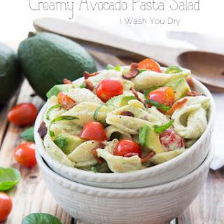 Cilantro Avocado Pasta Salad Recipes