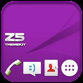 Z5 Theme Kit APK for Ubuntu