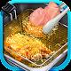 Deep Fried Crispy Chicken Parmesan - Street Food