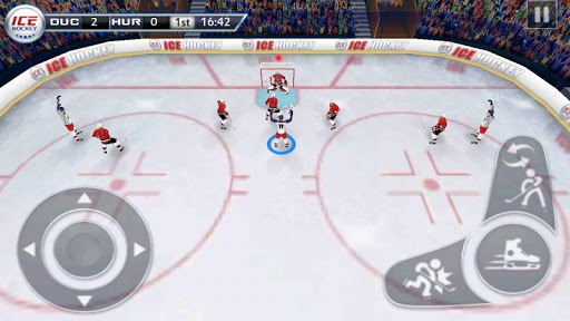 Ice Hockey 3D screenshot 13