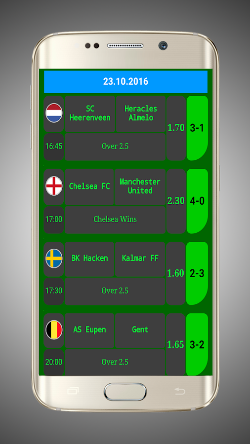 Vip Betting Tips SRC Screenshot