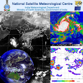 Indian Satellite  : Insat live image