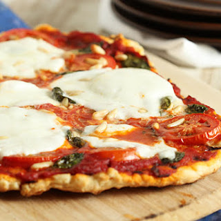 Margherita Pizza With Balsamic Vinegar Recipes