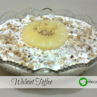 Walnut Toffee Dessert Recipes