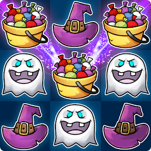 Halloween Match 3 For PC / Windows 7/8/10 / Mac – Free Download