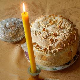 Orthodox Cake by Џони Кеш - Food & Drink Cooking & Baking ( cake, church, saint nicolaus )