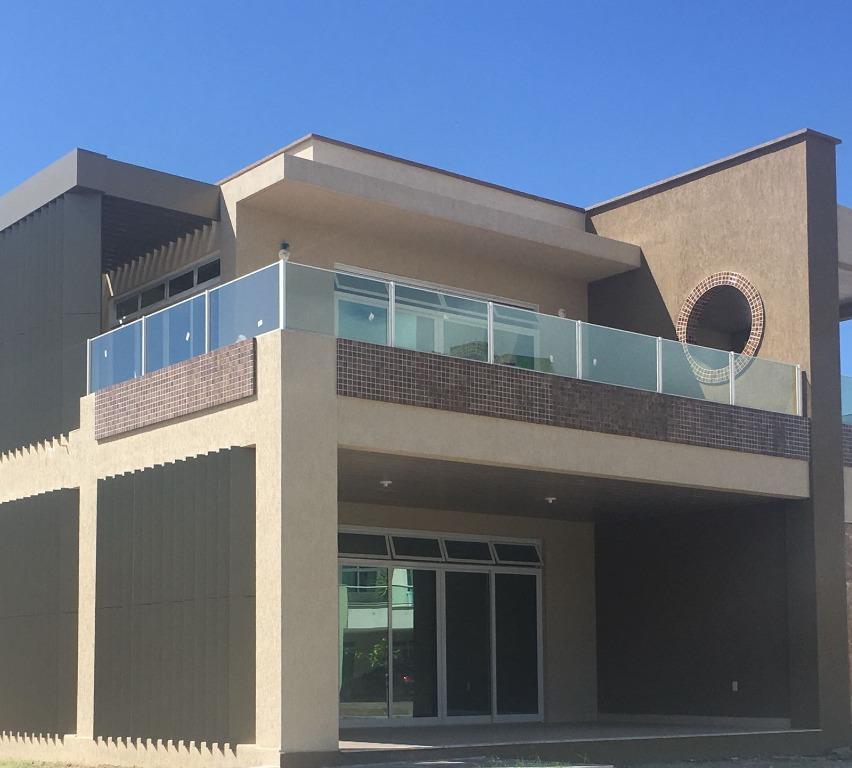 Casa com 4 dormitórios à venda, 375 m² por R$ 1.600.000 - Intermares - Cabedelo/PB