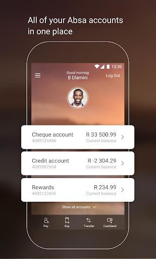 Absa Banking App screenshot 2