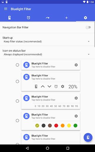Bluelight Filter for Eye Care screenshot 18
