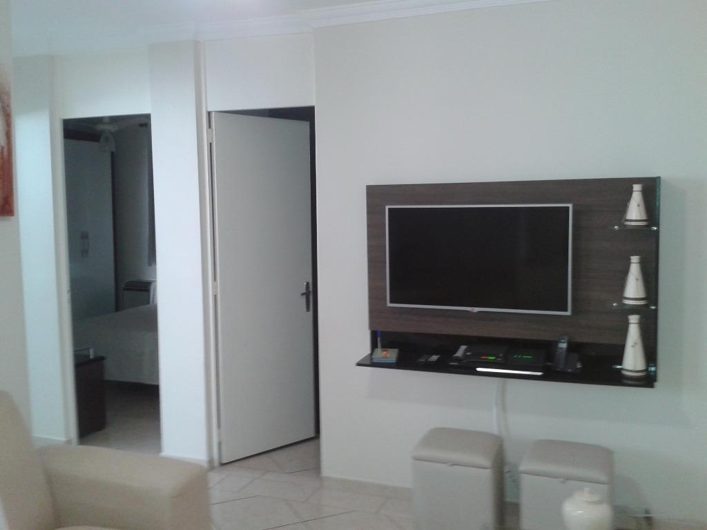 Apartamento residencial à venda, Jardim João Paulo II, Sumar