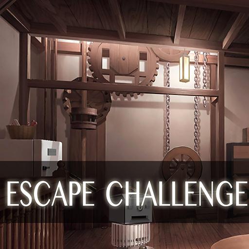 Escape Challenge:Machine maze (game)