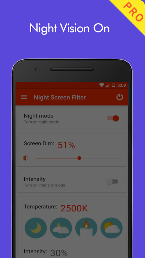 Night Screen Filter Pro Screenshot 3