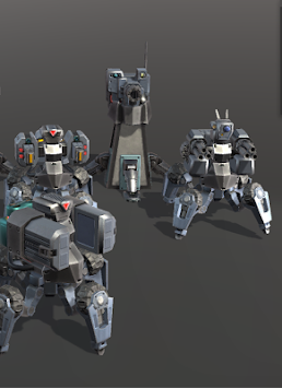 Mech Defense apk screenshot
