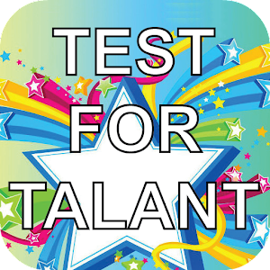 Test for talant