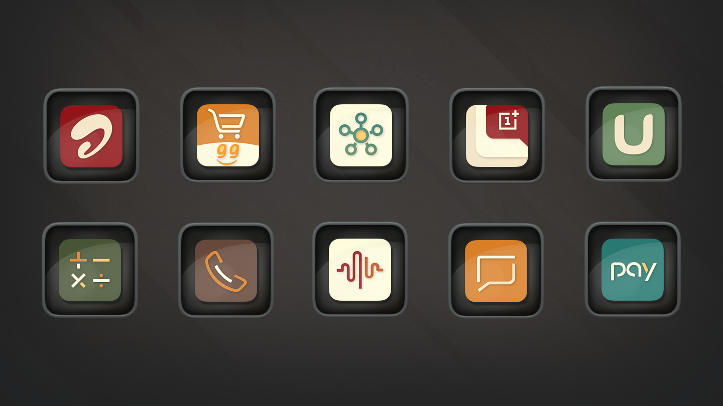 Empire Icon Pack Screenshot
