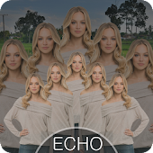 App Echo Mirror Magic Effect Photo Editor App New 2017 APK for Windows Phone