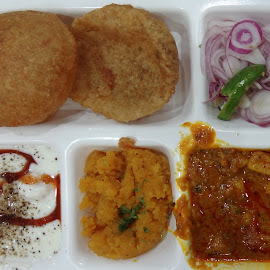unhealthy! by Priyanka Gupta - Food & Drink Meats & Cheeses ( food, indulge, healthy, indian, meal,  )