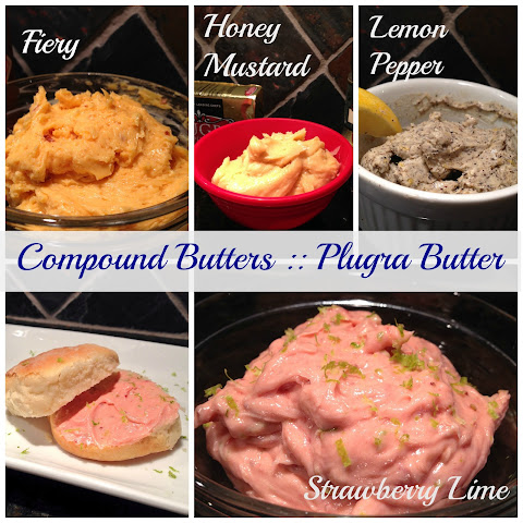 4 Compound Butters