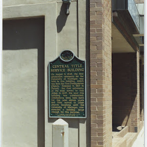 On August 6, 1845, the first graduation ceremony for the University of Michigan was held in this building, which was then the First Presbyterian Church. Founded in 1817 in Detroit, the first ...