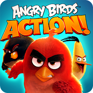 Angry Birds Action! app for android