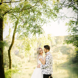 Love by Klaudia Klu - Wedding Bride & Groom