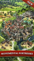 Screenshot of Lords & Knights - Strategy MMO