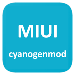 Cover art MIUI 8 for CM13/12.x