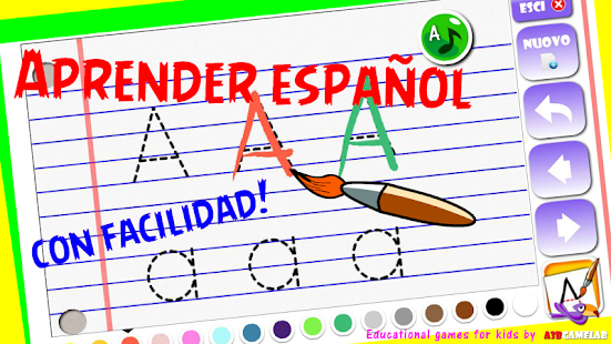 Learn spanish numbers toddlers- screenshot thumbnail