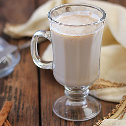 Creamy Hot Buttered Rum