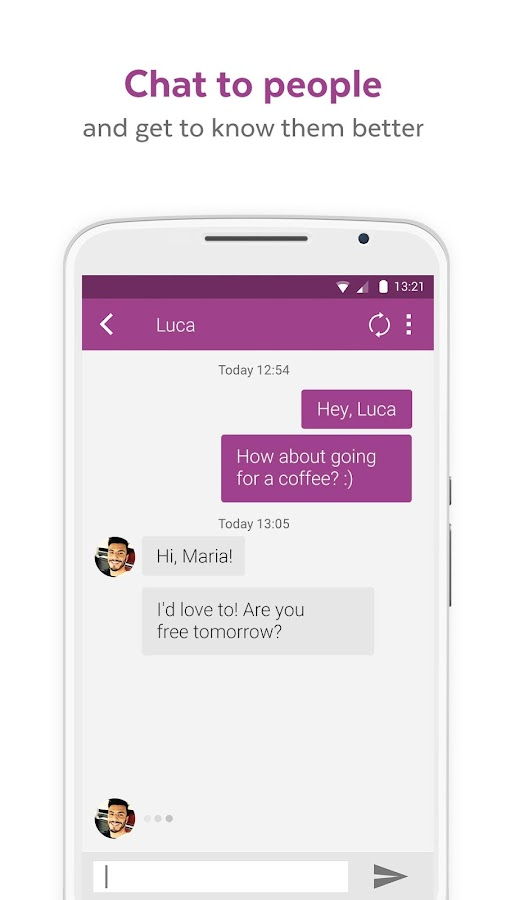 LOVOO - Chat and meet people Screenshot 2
