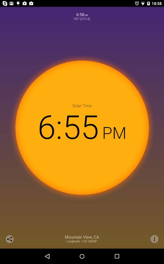 Solar Time Screenshot 10