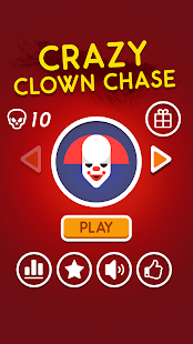 Crazy Clown Chase Screenshot