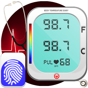 Body Temperature Thermometer : Fever History Diary Online PC (Windows / MAC)