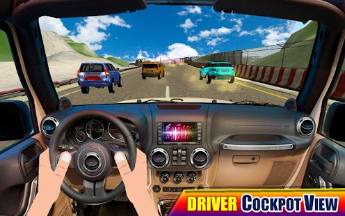 Game Crazy Prado Race 4x4 Rivals APK for Windows Phone