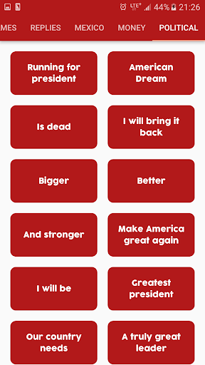 Donald Trump Soundboard For PC