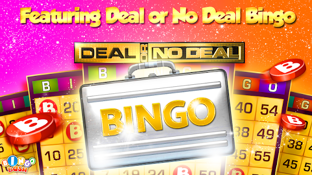 Bingo Bash APK screenshot thumbnail 2