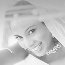 Smile by Lodewyk W Goosen-Photography - Wedding Bride ( love, lwgphoto, weddings, wedding, ido, bride, marriage )