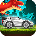 Fun Kid Racing Dinosaurs World APK for Bluestacks