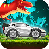 Download Fun Kid Racing Dinosaurs World APK on PC