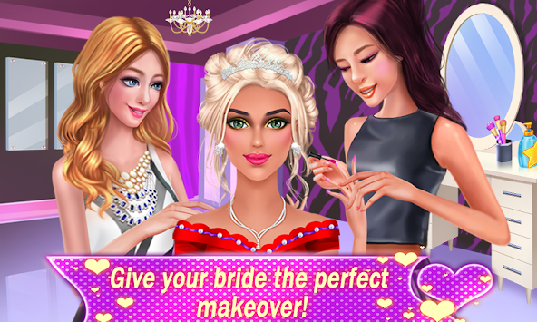 Wedding Makeup Artist Salon 2 APK screenshot thumbnail 1