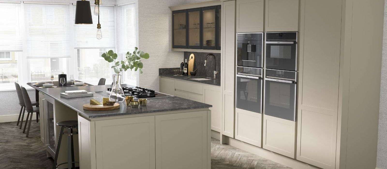 Welford | Magna Modern range | Heart Kitchens