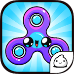 Fidget Spinner Evolution - Idle Collector For PC / Windows / MAC