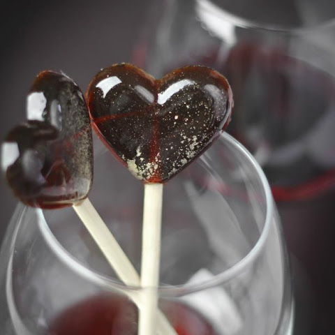 Red Wine Lollipop