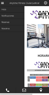Anytime Fitness CiutatJudicial - screenshot