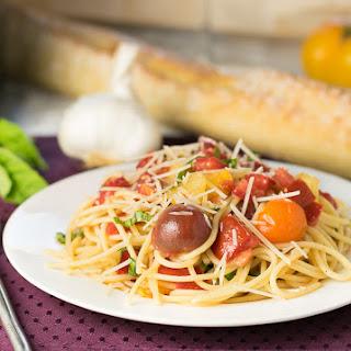 Balsamic Vinegar Tomato Sauce Recipes